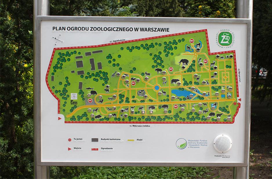 Educational Path Visit The Zoo Zoo Warszawa